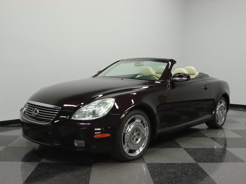 2002 2002 Lexus SC430 For Sale