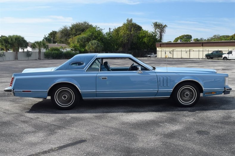 1979 1979 Lincoln Mark V For Sale