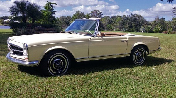 1966 Mercedes-Benz 230SL For Sale