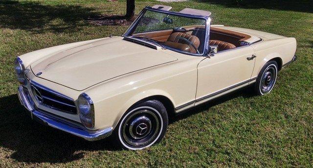 1966 1966 Mercedes-Benz 230SL For Sale