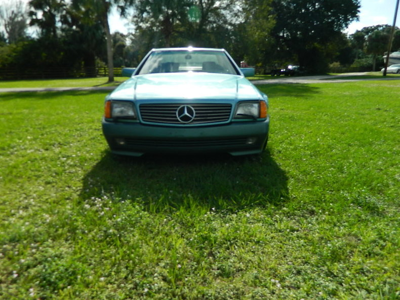 1992 1992 Mercedes-Benz 500 For Sale