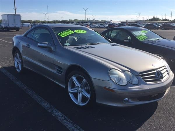2004 2004 Mercedes-Benz SL500 For Sale