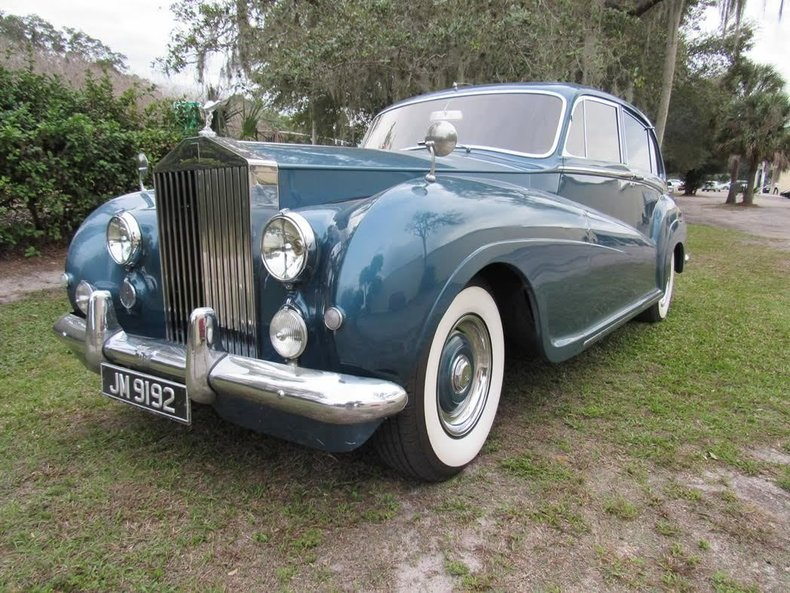 1955 1955 Rolls-Royce Silver Wraith For Sale