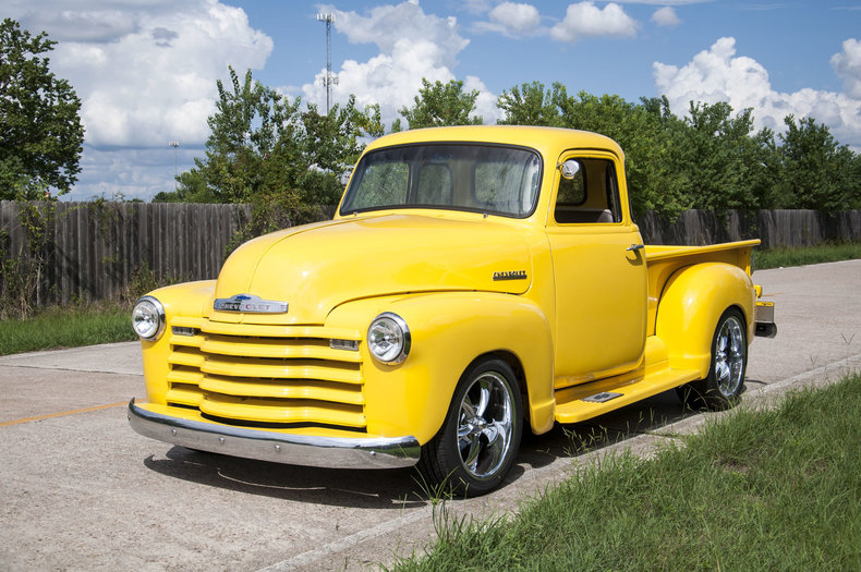 1952 Chevrolet 5 Window Pickup