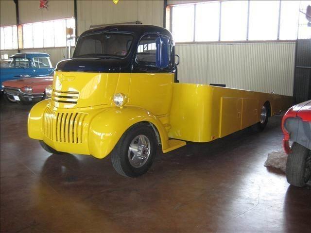 1946 Chevrolet Cab Over Hauler