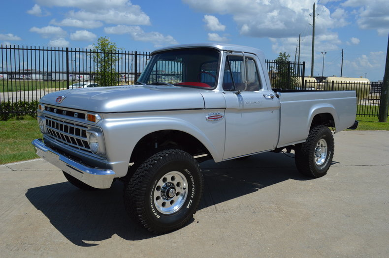 1965 Ford F250 4x4