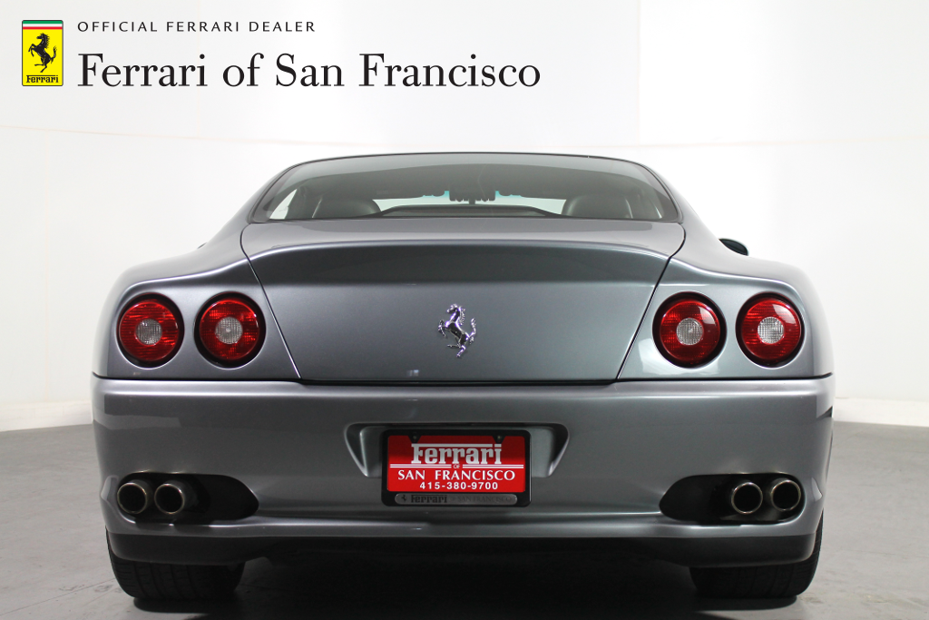 2002 ferrari 575 base coupe 2 door. Cars Review. Best American Auto & Cars Review