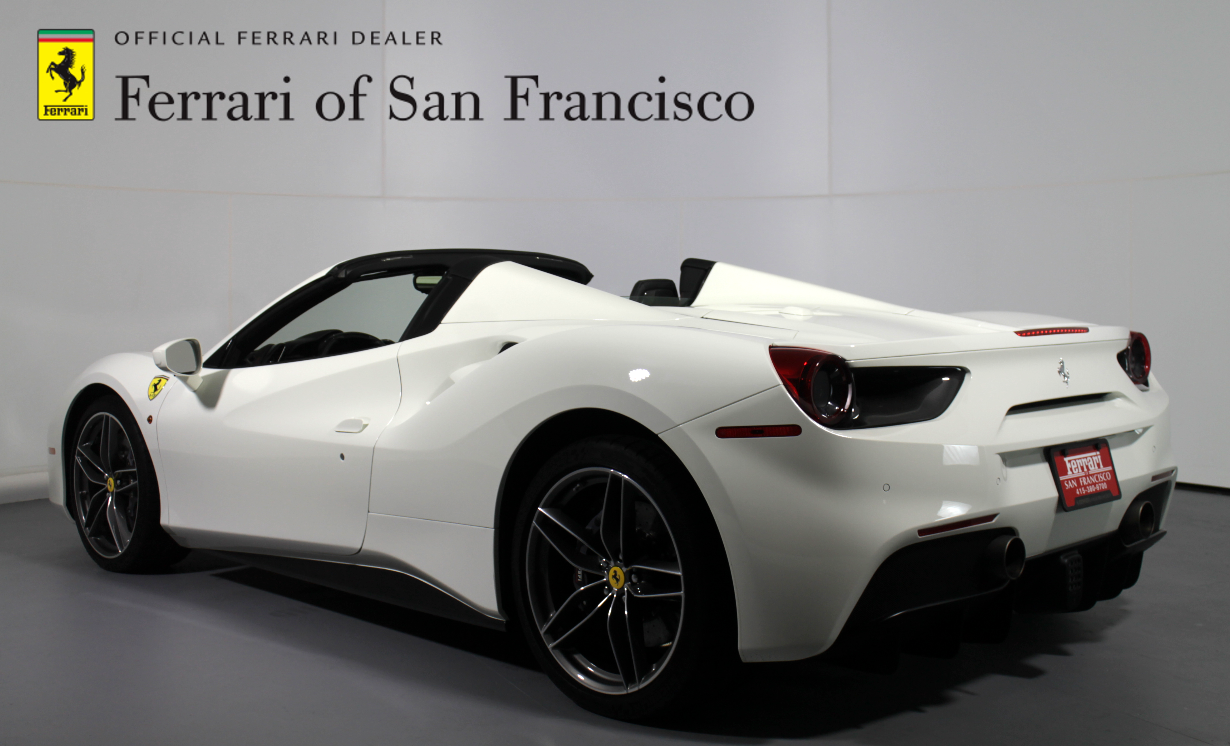 2016 ferrari 488 spider. Cars Review. Best American Auto & Cars Review