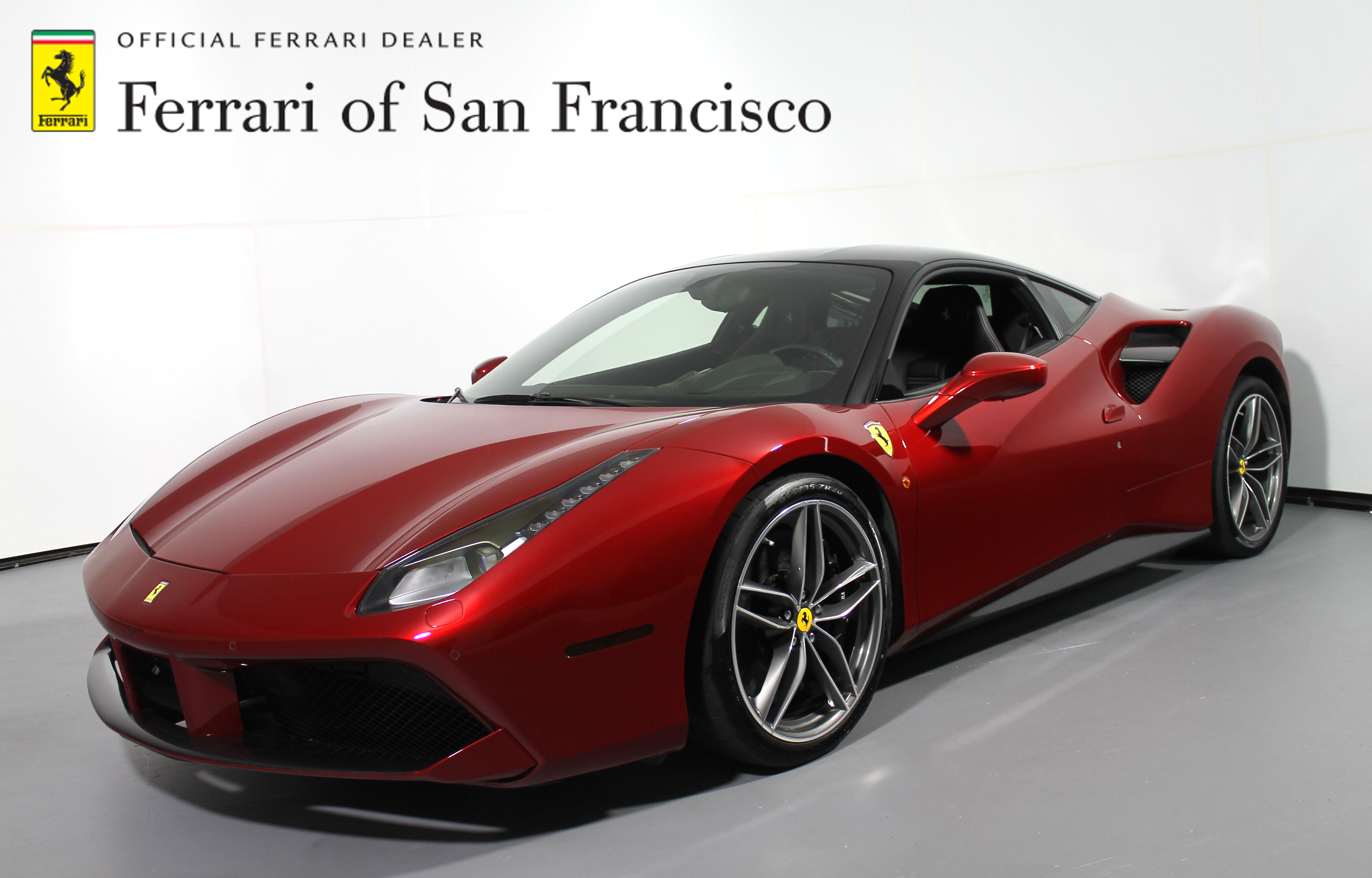 2016 ferrari 488 gtb base coupe 2 door. Cars Review. Best American Auto & Cars Review