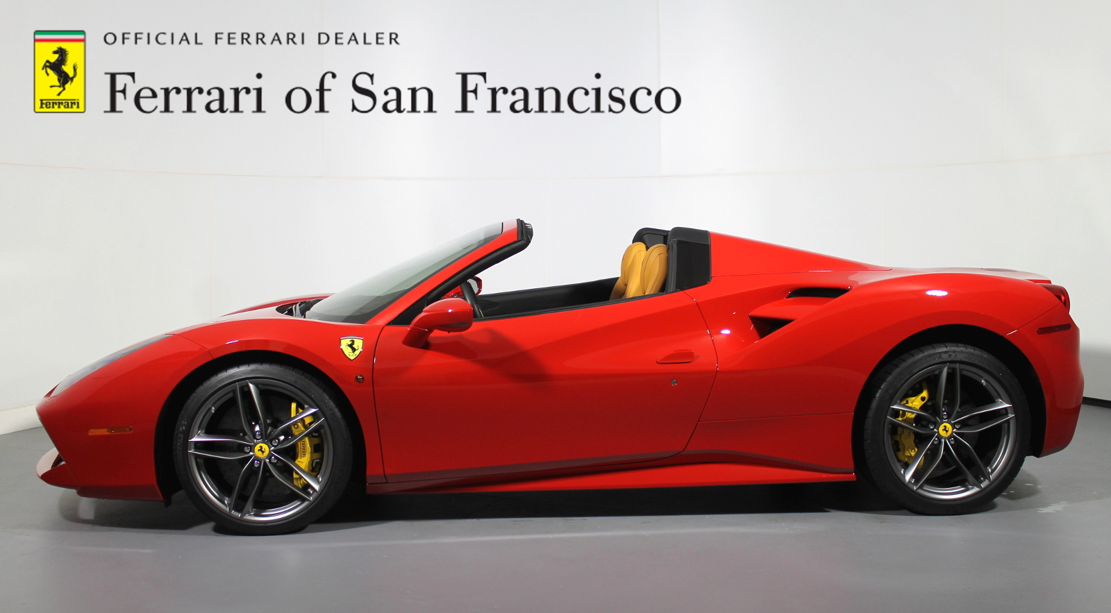 2016 ferrari 488 spider ebay. Cars Review. Best American Auto & Cars Review