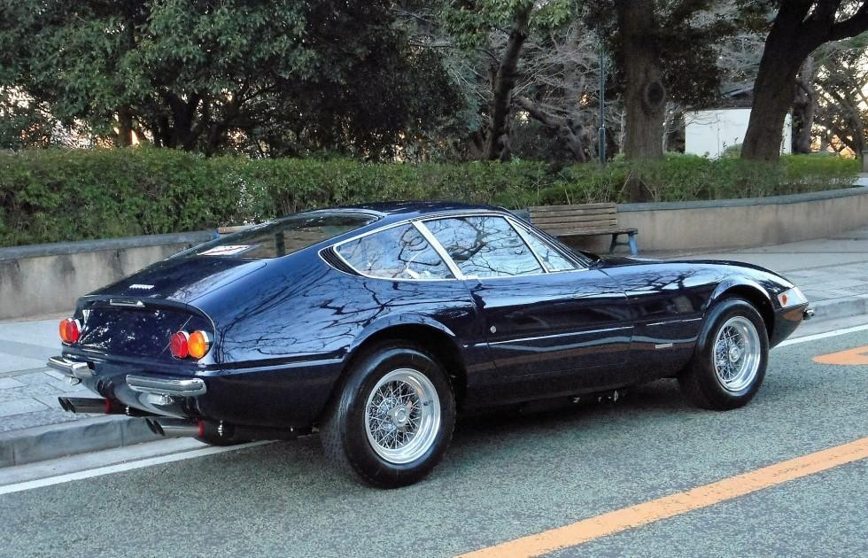 1969 Ferrari 365 Gtb  4 Daytona