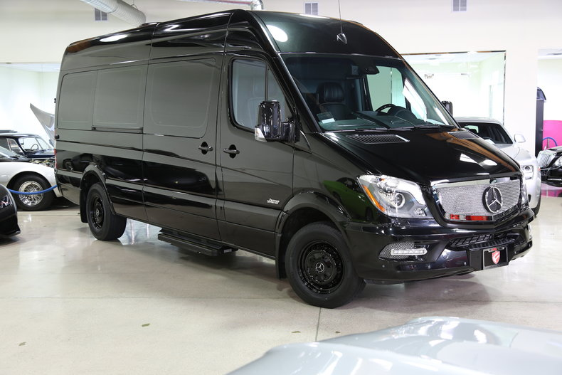 2016 mercedes benz sprinter fusion luxury motors for Mercedes benz pay monthly