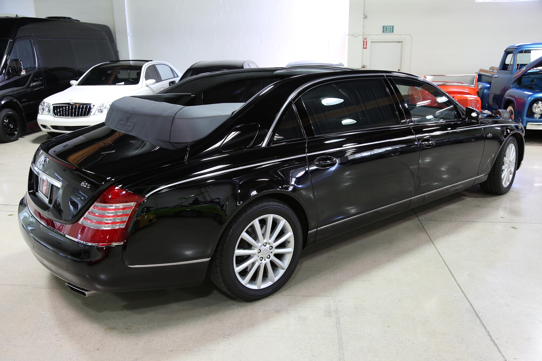 2012 Maybach Landaulet 62s Fusion Luxury Motors