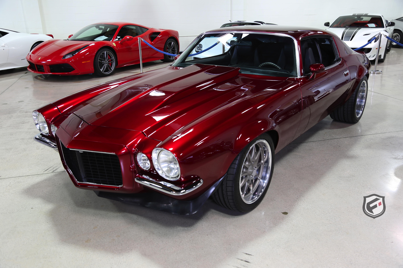 1970 Chevrolet Camaro Fusion Luxury Motors