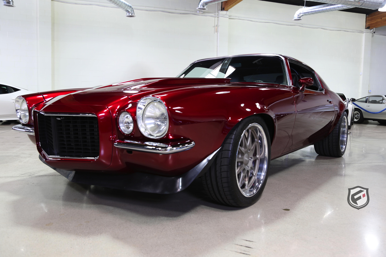 6.0 Chevy Specs >> 1970 Chevrolet Camaro | Fusion Luxury Motors