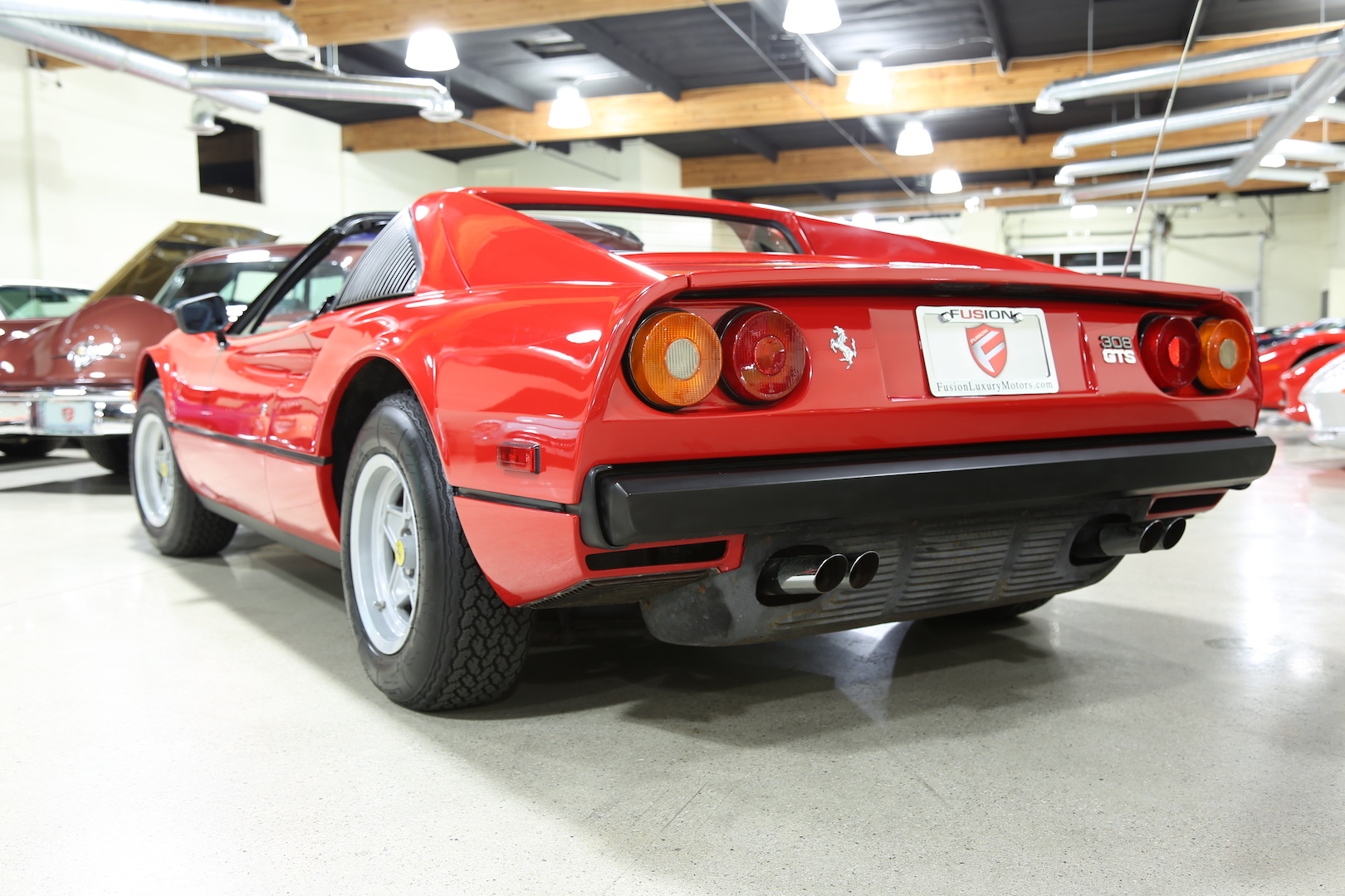 1978 Ferrari 308  Fusion Luxury Motors