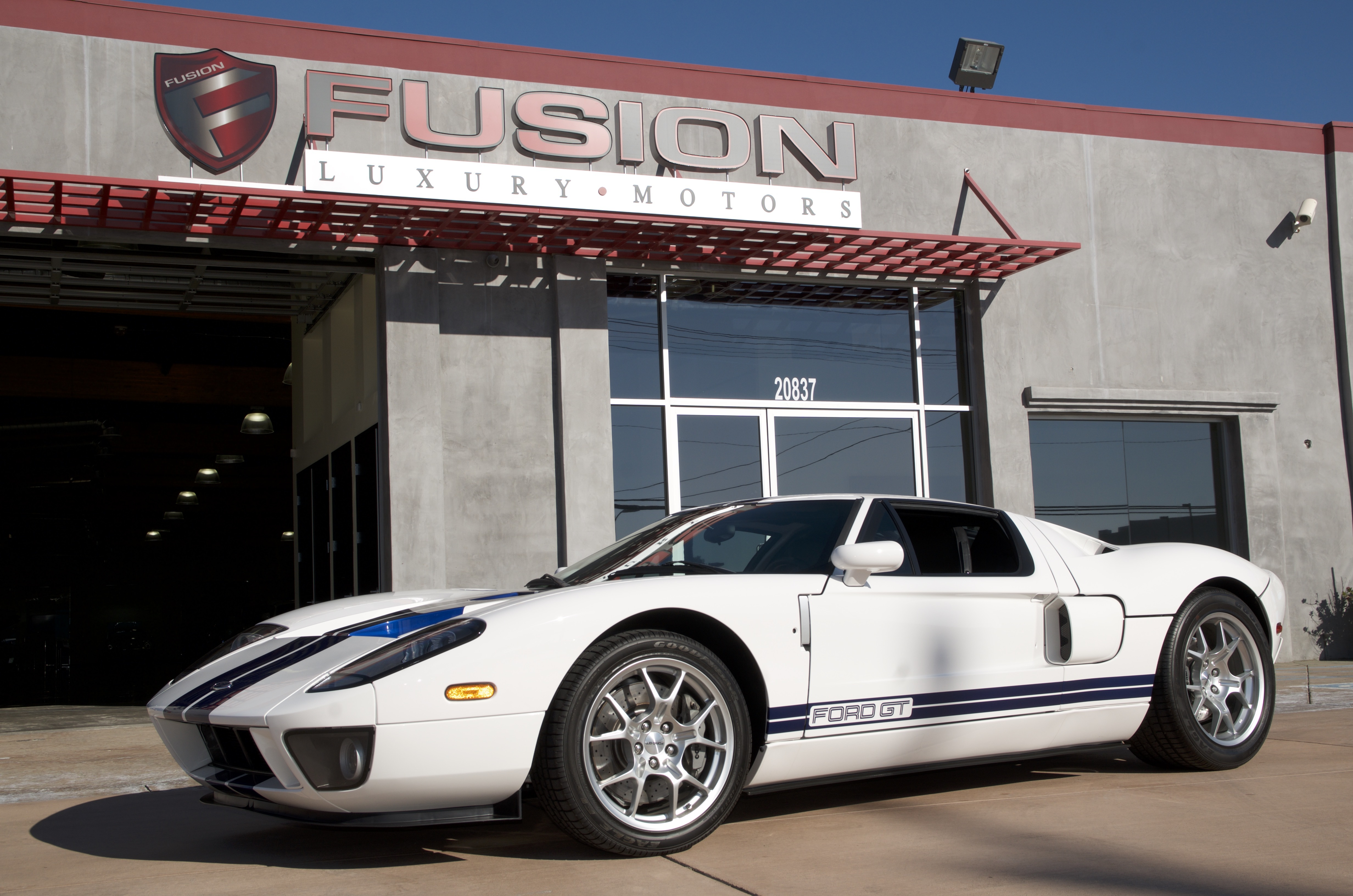 2006 Ford Gt Fusion Luxury Motors