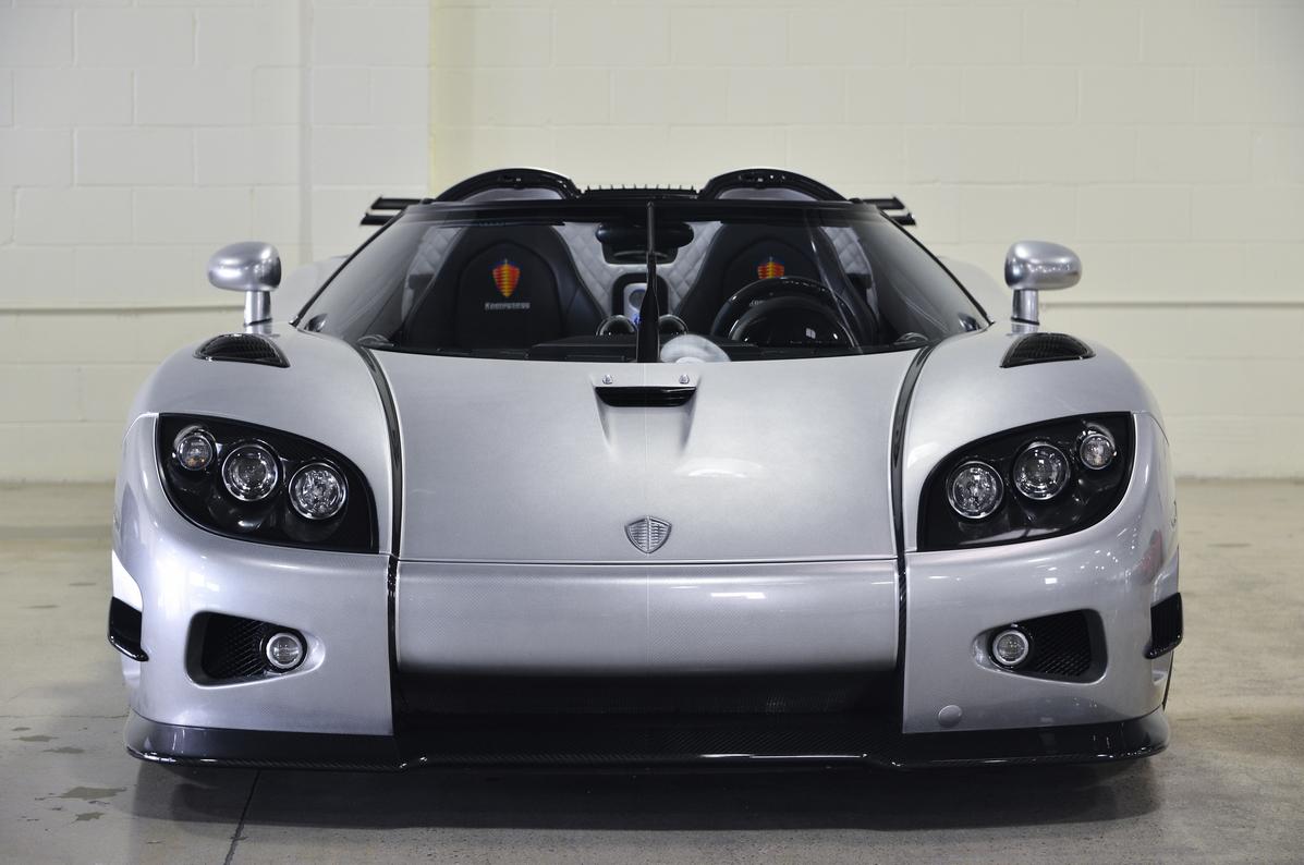 Fusion Luxury Motors Acquires Ultra Rare Koenigsegg Ccxr
