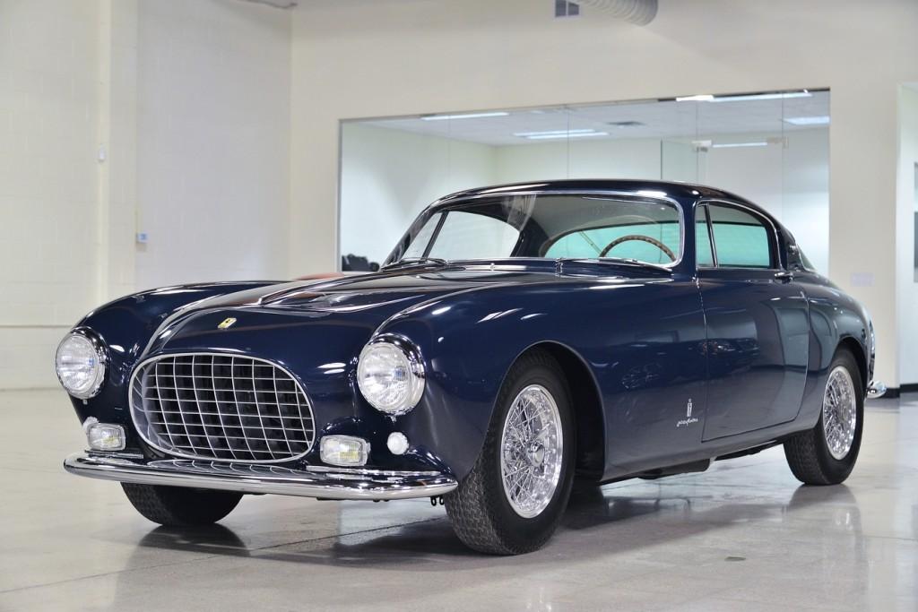 """Very Rare """"Ferrari Europa"""" Acquired by Fusion Luxury Motors ..."""
