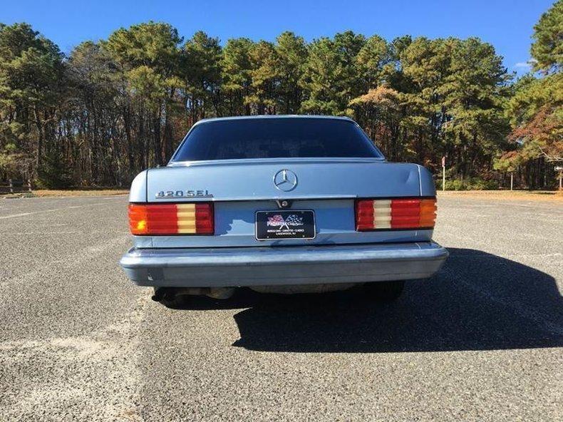 1990 1990 Mercedes-Benz 420-Class For Sale