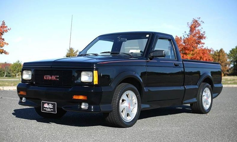 1982 1982 GMC S-15 For Sale