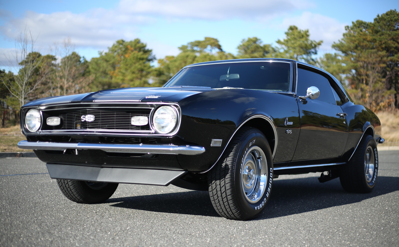 1968 Chevrolet Camaro Future Classics