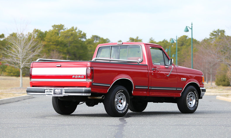 1990 ford f150 future classics for Ford f150 motor options