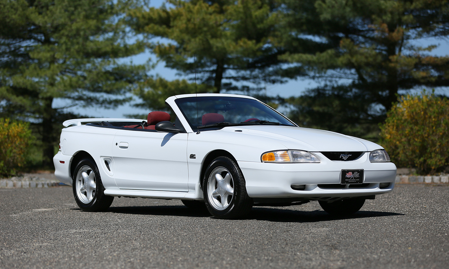 1995 ford mustang gt convertible 2 door auctions buy and. Black Bedroom Furniture Sets. Home Design Ideas