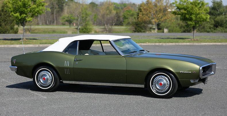 1968 1968 Pontiac Firebird For Sale
