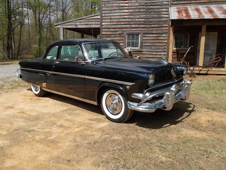 1954 ford customline gaa classic cars. Black Bedroom Furniture Sets. Home Design Ideas