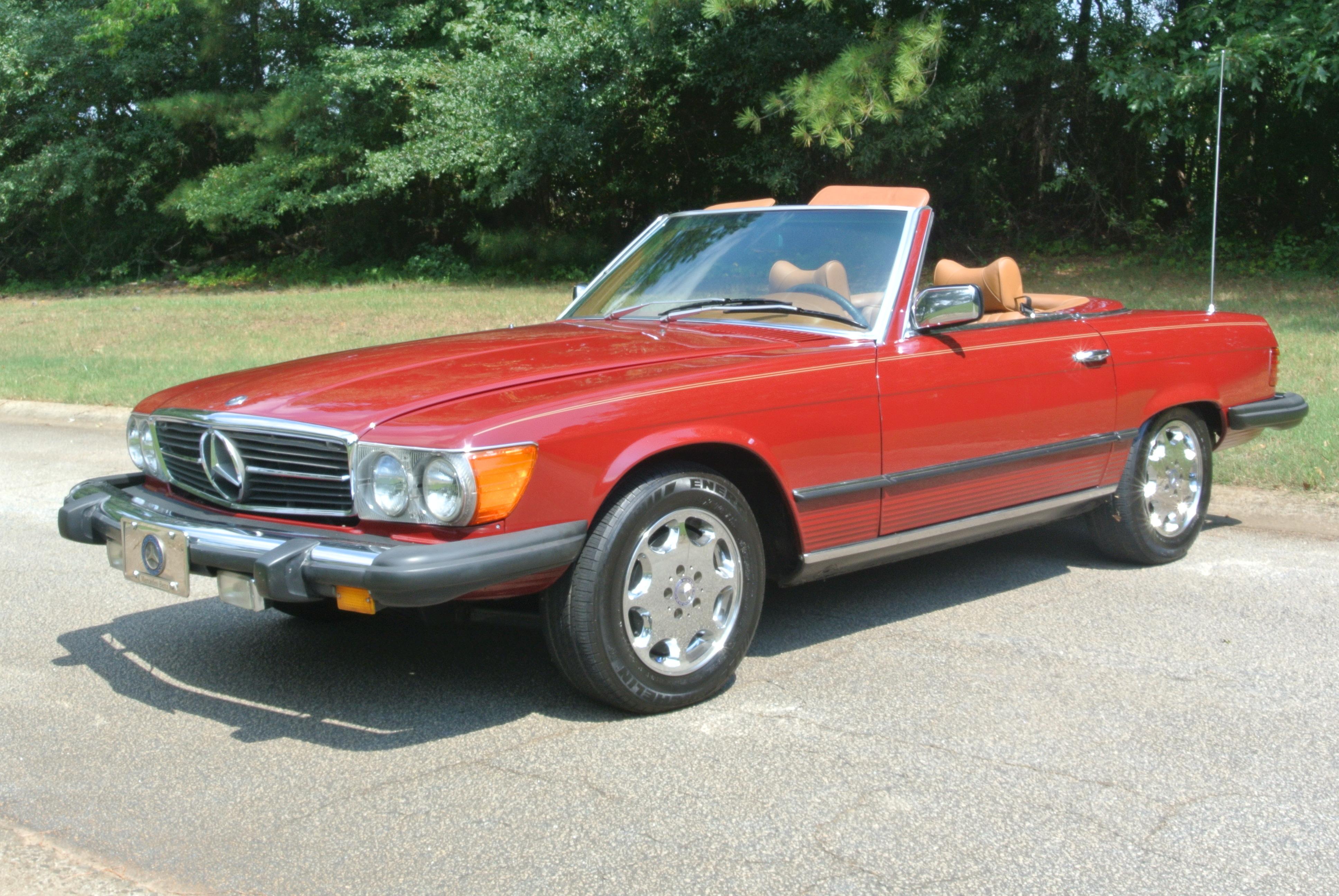 1978 mercedes benz 450 sl gaa classic cars for Mercedes benz 450 sl