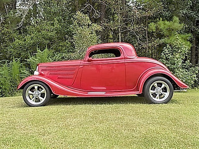 1934 ford coupe gaa classic cars. Black Bedroom Furniture Sets. Home Design Ideas