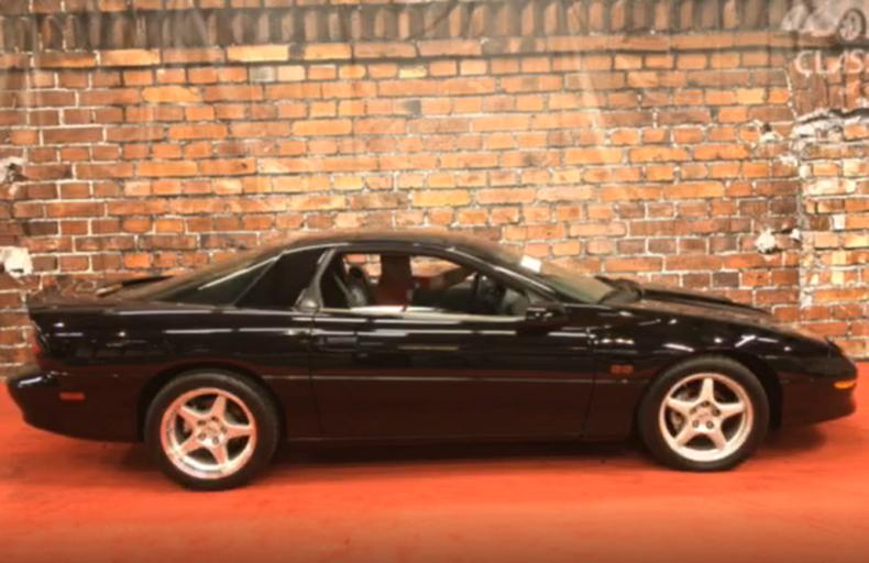 Norwalk Auto Auction >> 1996 Chevrolet Camaro | GAA Classic Cars