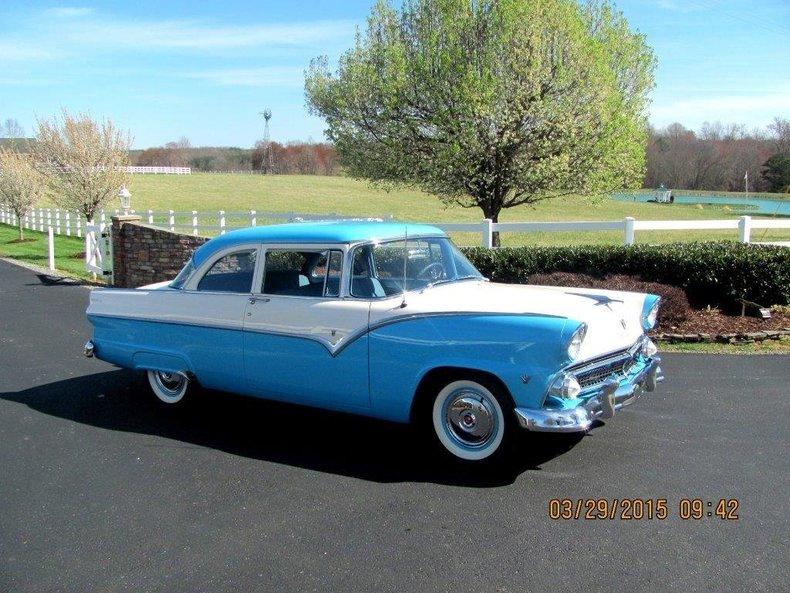 1955 ford club gaa classic cars. Black Bedroom Furniture Sets. Home Design Ideas