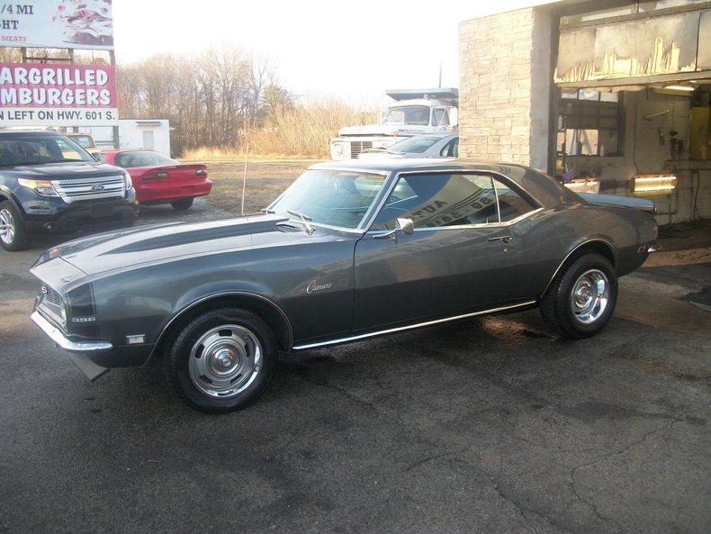 Norwalk Auto Auction >> 1968 Chevrolet Camaro   GAA Classic Cars