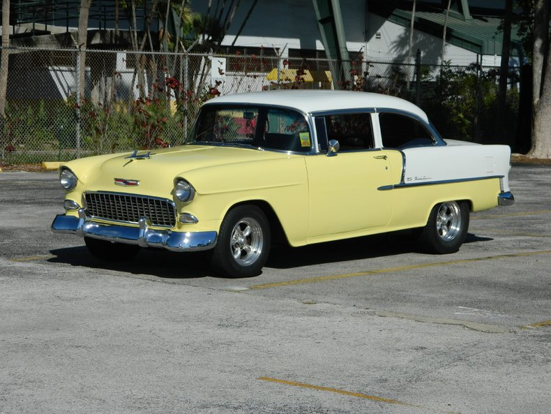 Norwalk Auto Auction >> 1955 Chevrolet Bel Air | GAA Classic Cars