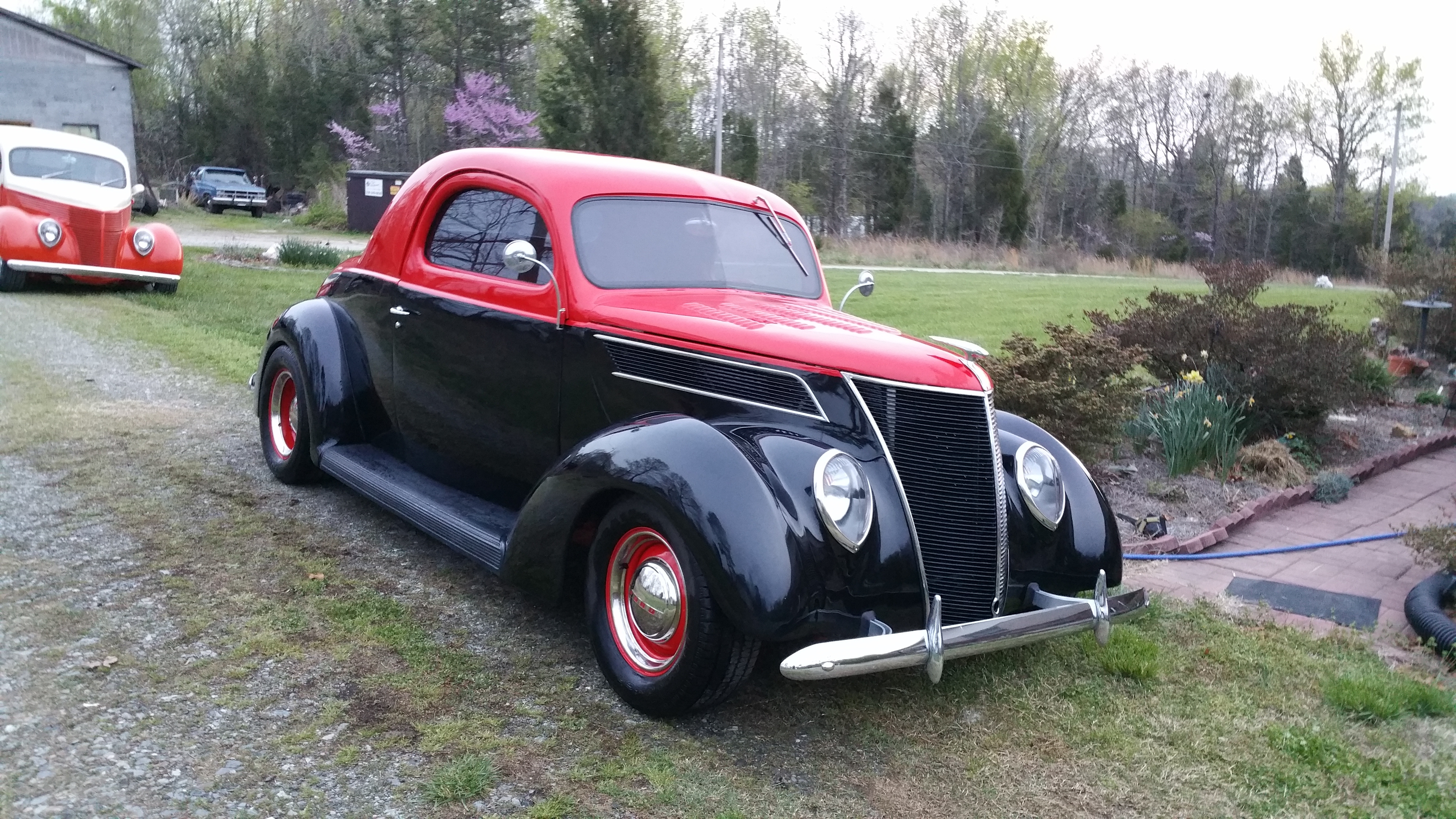 1937 ford coupe gaa classic cars. Black Bedroom Furniture Sets. Home Design Ideas