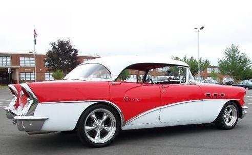 1956 buick special gaa classic cars for 1956 buick special 4 door hardtop