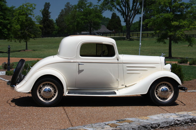1935 chevrolet 3 window coupe gaa classic cars for 1935 chevrolet 3 window coupe