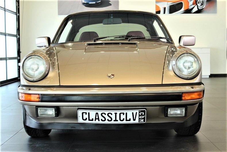 1984 Porsche 911 Targa