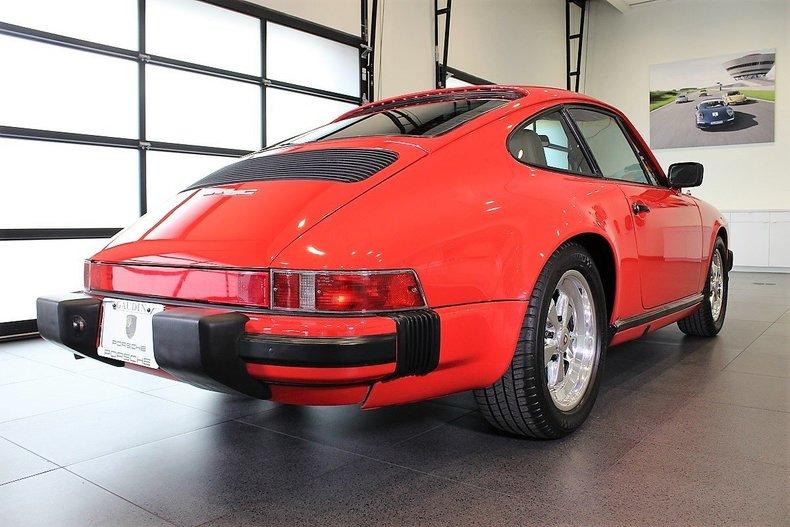 1981 Porsche 911SC