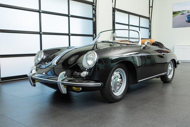 1962 Porsche 356