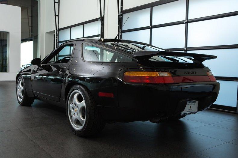 1995 Porsche 928 GTS