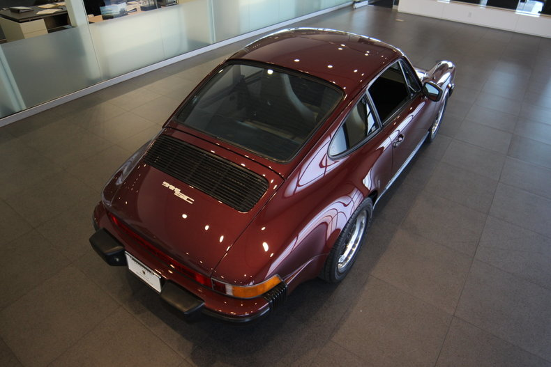 1983 Porsche 911SC