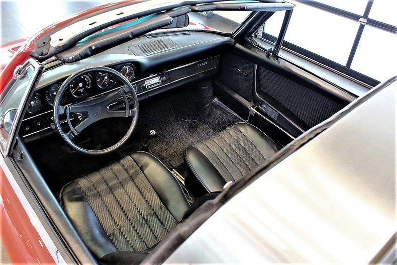1970 Porsche 911 Targa