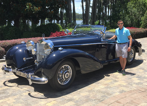 Car Finder GT Motor Cars - Classic car finder