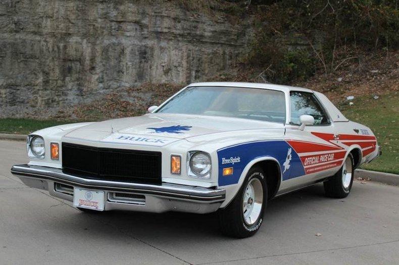 1975 Buick PACE CAR REPLICA