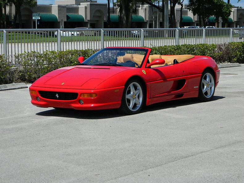 1999 Ferrari 355 Spider