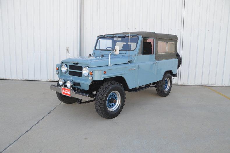 1980 Nissan Patrol