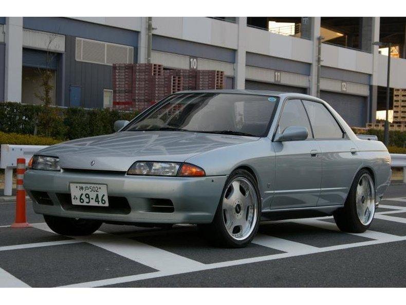 1989 1989 Nissan Skyline GTE For Sale